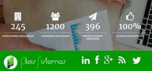certificaciones obtenidas por Aleis Sistemas